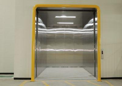 화물용 엘리베이터