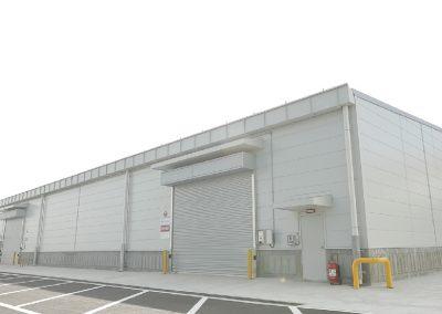Dangerous Goods Warehouse